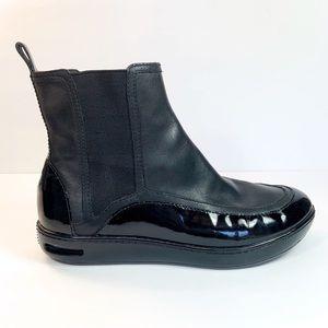 Cole Haan Nike Air Waterproof Chelsea Boots